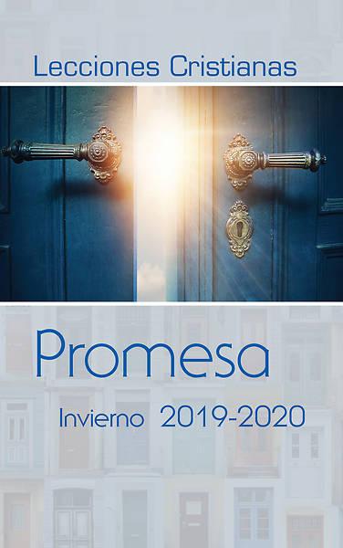 Picture of Lecciones Cristianas libro del alumno trimestre de invierno 2019-2020