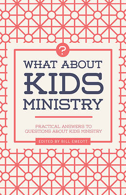 Picture of What about Kids Ministry?