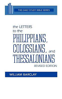Picture of Daily Study Bible -  Philippians, Colossians and Thessalonians