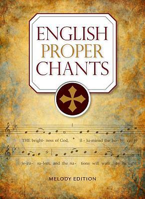 English Proper Chants