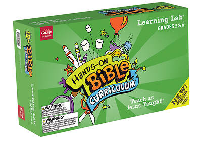 Picture of Hands-On Bible Curriculum Grades 5&6: Learning Lab Fall 2017