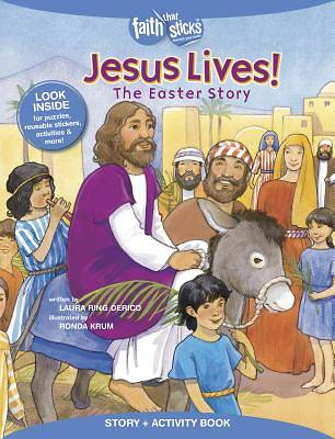 Picture of Jesus Lives! the Easter Story