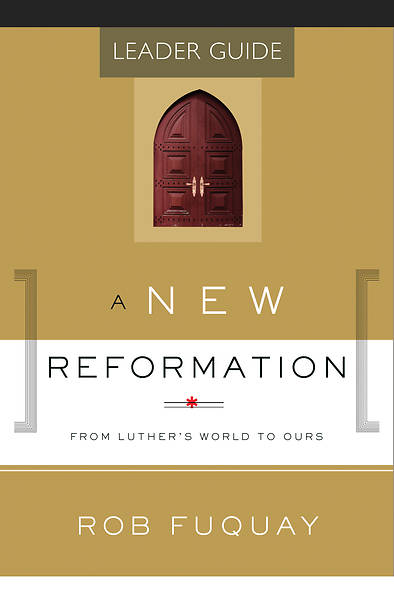 Picture of A New Reformation Leader Guide