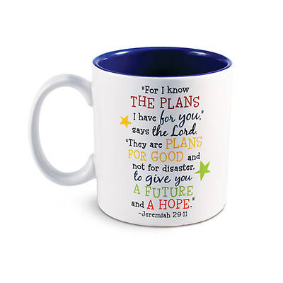 Colorful Graduate Ceramic Mug