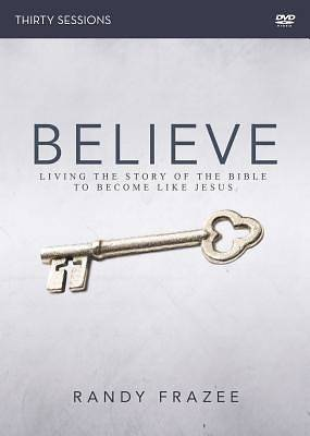 Believe Adult Curriculum DVD