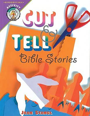 Cut & Tell Bible Stories