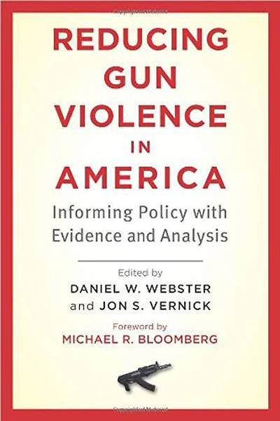 Picture of Reducing Gun Violence in America