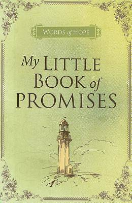 My Little Book of Promises - Yellow