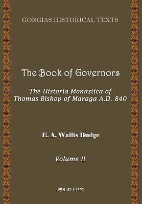 Picture of The Book of Governors