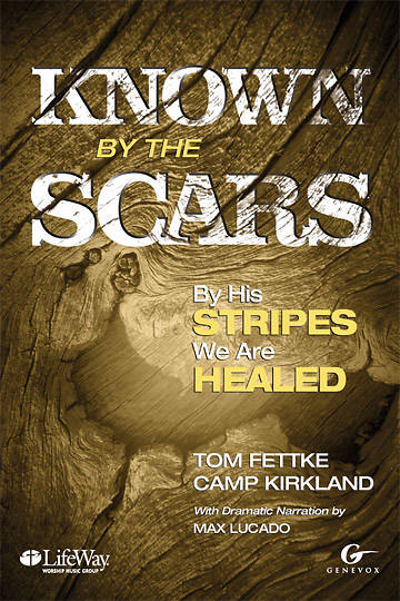 Known by the Scars Choral Book