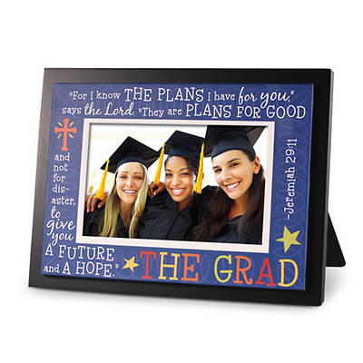 Colorful Graduate Photo Frame