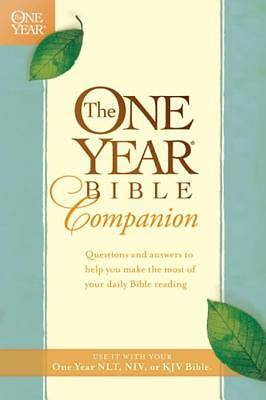 Picture of The One Year Bible Companion