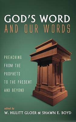 Picture of God's Word and Our Words