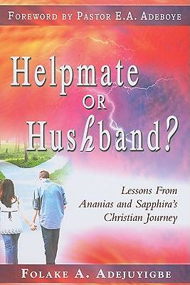 Helpmate or Husband?