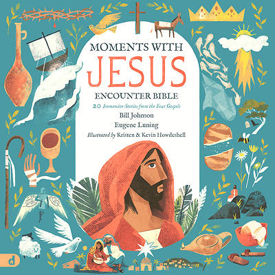 Picture of The Moments with Jesus Encounter Bible