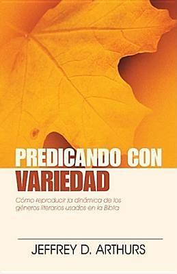 Picture of Predicando Con Variedad