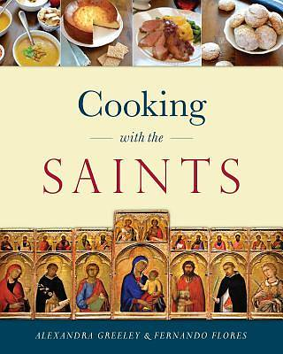 Picture of Cooking with the Saints