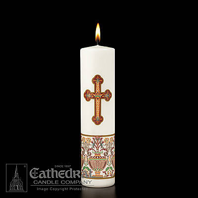 Picture of Investiture Christ Candle