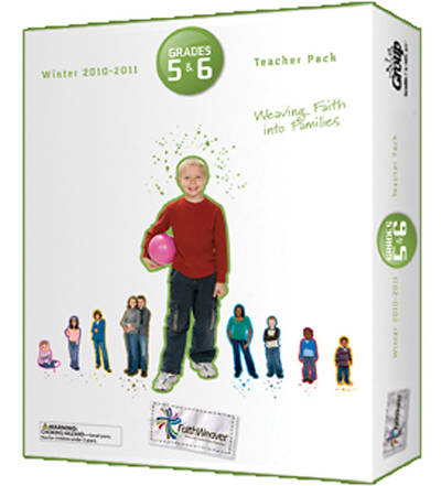 Picture of FaithWeaver Grades 5 & 6 Teacher Pack