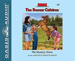 The Mystery Horse (Library Edition)