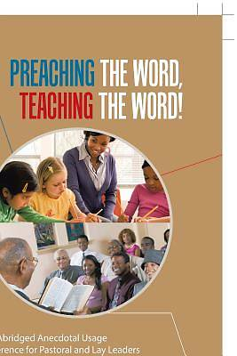 Picture of Preaching the Word, Teaching the Word!