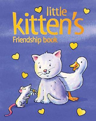 Little Kittens Friendship Book