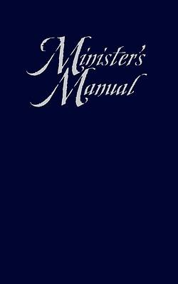 Picture of Minister's Manual 1998