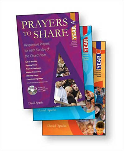 Picture of Prayers to Share - Set of 3 Volumes