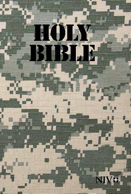 NIV Holy Bible, Military Edition