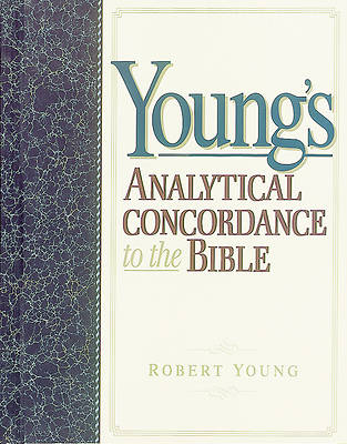 Picture of Young's Analytical Concordance to the Bible