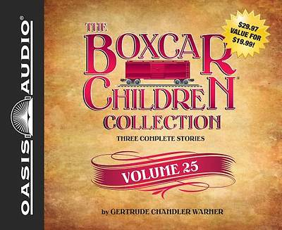 The Boxcar Children Collection Volume 25