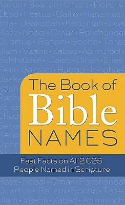 Book of Bible Names