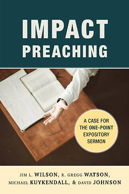 Picture of Impact Preaching