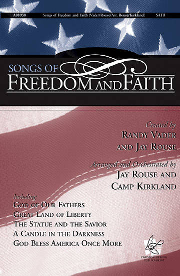 Songs of Freedom and Faith Listening CD