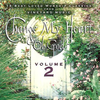 Picture of Change My Heart Oh God Volume Two  CD
