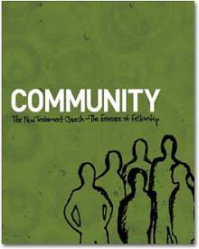 Community: The New Testament Church DVD