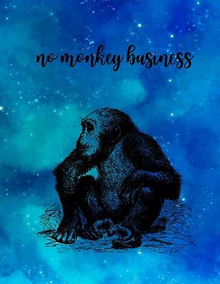 Picture of no monkey business