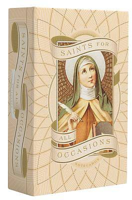 Picture of Saints for All Occasions Notecards