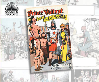 Picture of Prince Valiant in the New World (Library Edition)