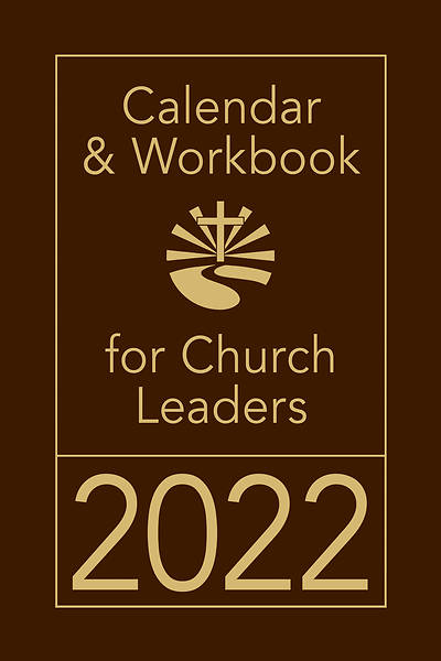 Picture of Calendar & Workbook for Church Leaders 2022