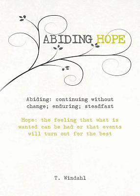 Picture of Abiding Hope