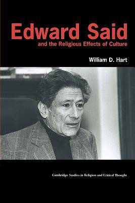 Picture of Edward Said and the Religious Effects of Culture