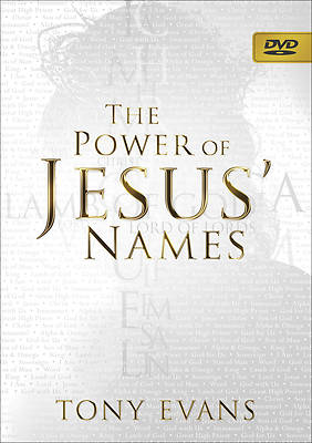 Picture of The Power of Jesus' Names DVD