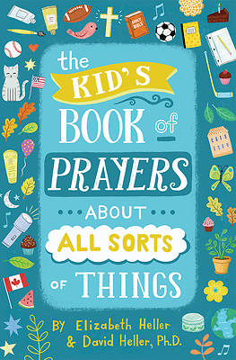 Picture of Kids Book of Prayers (Revised)