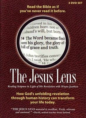 Picture of Jesus Lens