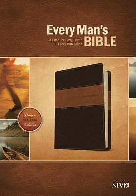 Picture of Every Man's Bible NIV