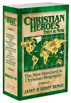 Christian Heroes Gift Set (6-10)