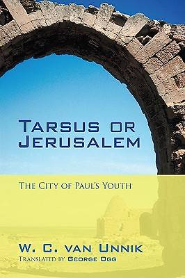 Tarsus or Jerusalem