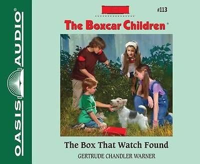 The Box That Watch Found (Library Edition)