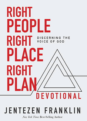 Picture of Right People, Right Place, Right Plan Devotional